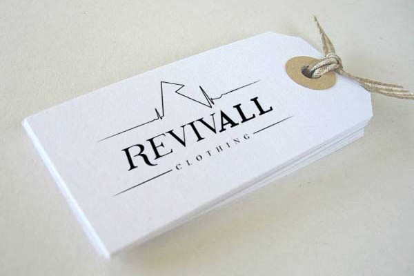 Revivall Clothing Logo Label Hatchbytes
