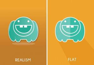 Realism-vs-Flat-Design-Hatchbytes